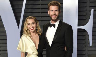 Είναι αλήθεια! Miley Cyrus & Liam Hemsworth παντρεύτηκαν και δεν υπάρχει αμφιβολία πια
