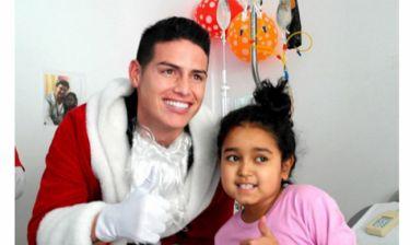 Ο Χάμες ντύθηκε Άγιος Βασίλης και σκόρπισε χαμόγελα (vid)