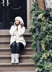 Λασκαράκη – Σουλτάτος: Φωτογραφίες από το Χριστουγεννιάτικο ταξίδι τους στη Νέα Υόρκη!
