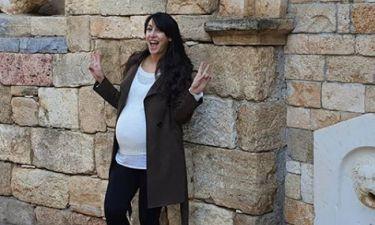 Γέννησε η Στέλλα Κωστόπουλου – Η πρώτη φωτογραφία από το μαιευτήριο και το μήνυμα της