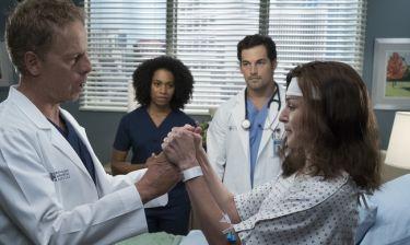 Το Grey's Anatomy έρχεται στον Alpha