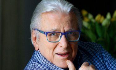 Κώστας Βουτσάς: Αποκαλύπτει το μυστικό της μακροζωίας