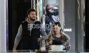 Λούκας Γιώρκας: Η βόλτα με τη Συναχέρη και η selfie (pics)