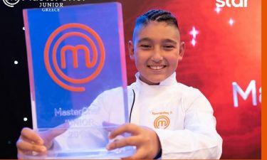 «MasterChef Junior»: Τι θα κάνει ο νικητής το χρηματικό έπαθλο;
