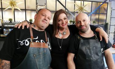 «Food n' Friends»: Εορταστικό επεισόδιο τη Δευτέρα 31 Δεκεμβρίου