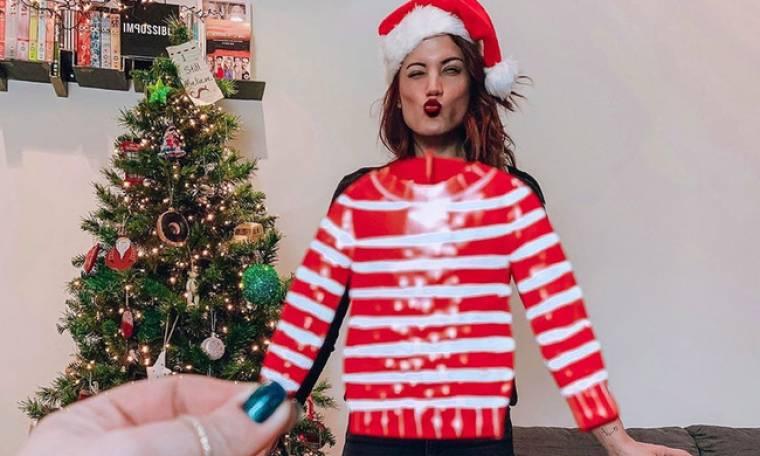 Έλληνες celebrities: Οι καλύτερες φωτογραφίες που πόσταραν μέσα στις γιορτές