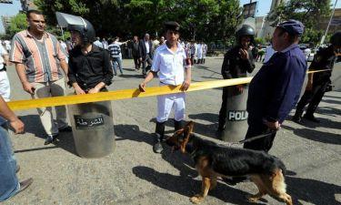 Έκρηξη σε τουριστικό λεωφορείο στο Κάιρο: Τουλάχιστον δύο νεκροί (pics)