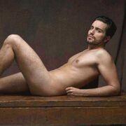 Νικόλας Μπράβος - Γιάννης Χατζηγεωργίου: Οι πρωταγωνιστές του «Όσο έχω εσένα» φωτογραφήθηκαν γυμνοί