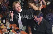 Τρελά ερωτευμένη η Έλενα Χριστοπούλου: Τα καυτά φιλιά με τον σύντροφό της σε βραδινή τους έξοδο!
