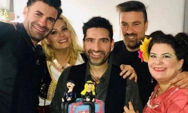 Μαρία Κορινθίου: Η έκπληξη για τα γενέθλιά της και το υπέροχο μήνυμα του συζύγου της, Γιάννη Αϊβάζη