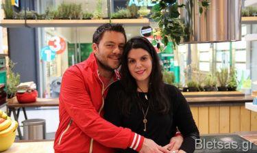 Ο Ευτ. Μπλέτσας μιλάει πρώτη φορά για τη γυναίκα της ζωής του: «Η Ηλέκτρα είναι τα πάντα για μένα»