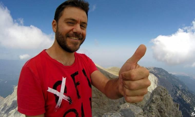 Ευτύχης Μπλέτσας: Ποιο ήταν το καλύτερο ταξίδι που έχει κάνει ποτέ ως happy traveler;