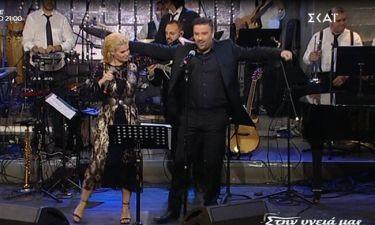 Κορινθίου-Αϊβάζης: Δείτε το τραγούδι που ερμήνευσαν και το σχόλιο του Παπαδόπουλου όλο νόημα!