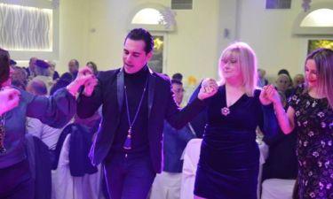 Άνθιμος Ανανιάδης: Έδωσε το παρών σε φιλανθρωπική εκδήλωση και έριξε κι έναν χορό!
