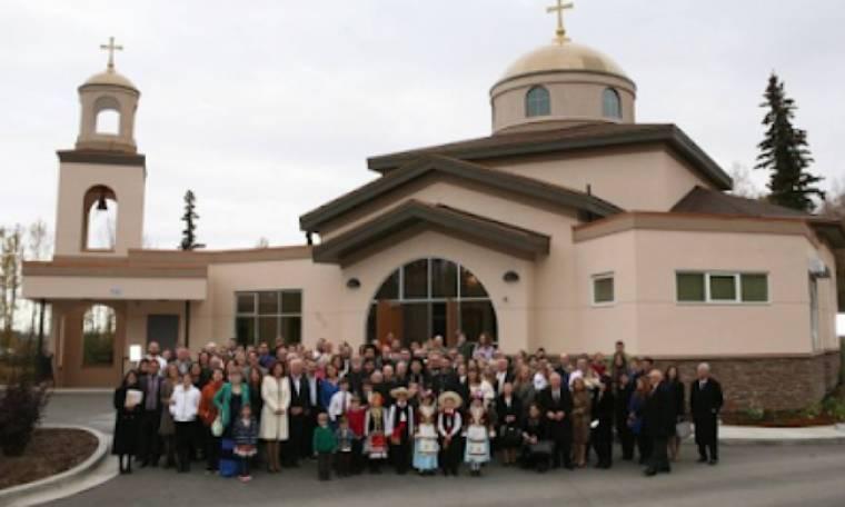 100 ελληνικές οικογένειες που ζουν στην Αλάσκα στέλνουν μήνυμα: «Ο Ελληνισμός είναι ιδεολογία»