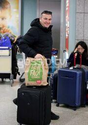 Πρωτοχρονιά στο αεροδρόμιο για τον...