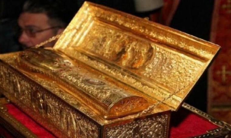 Ιερόσυλος έκλεψε τα λείψανα του Αγίου Γεωργίου