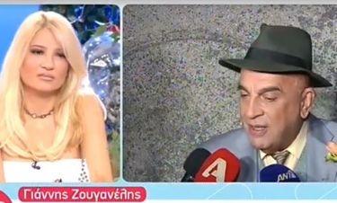 Ζουγανέλης:«Εγώ δέχθηκα μήνυση για τη γνώμη μου; Αυτό είναι Δημοκρατία; Αυτό είναι ρατσισμός»