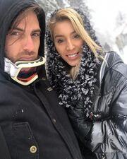 Δώρος Παναγίδης - Αθηνά Χρυσαντίδου: Απόδραση στα χιόνια για το ερωτευμένο ζευγάρι!