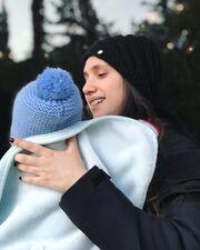 Λυδία Παπαϊωάννου: H πρώτη φωτό με τον γιο της