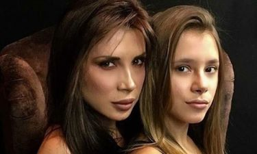 Πάολα: Θα πάθετε πλάκα με την αλλαγή που έκανε στο look η δεκαεξάχρονη κόρη της (φωτό)
