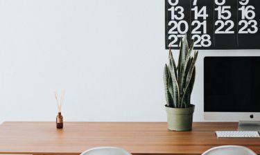 Πώς θα φτιάξεις το πιο ωραίο γραφείο ακόμα κι αν έχεις λίγα χρήματα να διαθέσεις