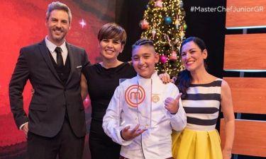 MasterChef junior: Νικητής με την αξία του ο μικρός Κωνσταντίνος!