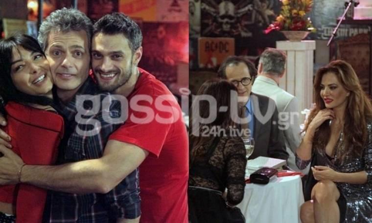 Αποκλειστικό: Το Gossip-tv.gr βρέθηκε στα γυρίσματα της «Ελεύθερης Σχέσης»