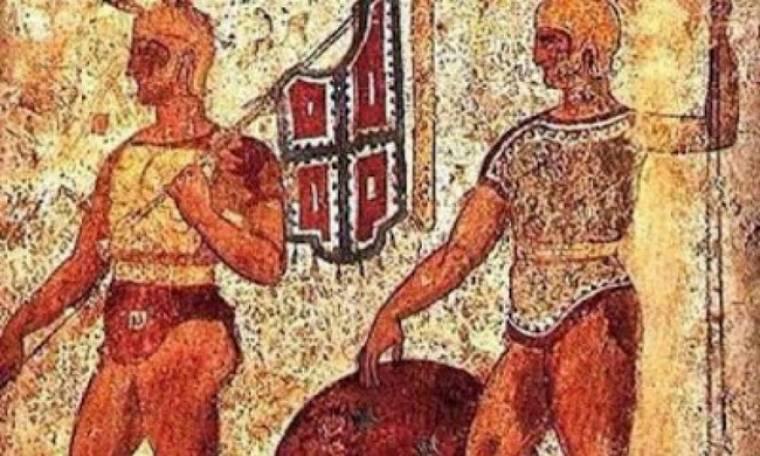 Πότε εμφανίστηκε η σημαία στον Αρχαίο Κόσμο