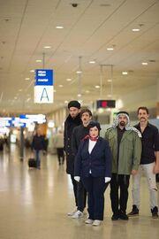 Σοφία Μουτίδου: Τη «συλλάβαμε» στο αεροδρόμιο με 4 άντρες- Τι έχει συμβεί