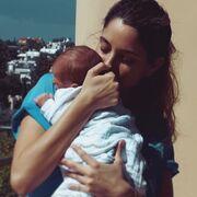 Δούκισσα Νομικού: Θα λιώσετε με την πιο τρυφερή φωτογραφία με τον γιο της