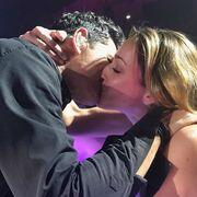 Κάτια Ζυγούλη: Το τρυφερό φιλί στον Σάκη Ρουβά για τα γενέθλιά του! (φωτό)
