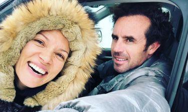 Βίκυ Καγιά: Η οικογενειακή απόδραση στον Παρνασσό - Oι τρυφερές στιγμές με τον σύζυγό της