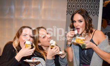 Δεν χάθηκε ο κόσμος για λίγη βασιλόπιτα! Αλλά, κορίτσια, γρήγορα σε διατροφή ξανά!