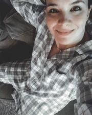 Ελιάνα Χρυσικοπούλου: Έβγαλε selfie με τις πιτζάμες της και αποκάλυψε τι της συνέβη