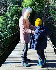 Φαίη Σκορδά: Οι τρυφερές ευχές για τον γιο της, Γιάννη που γιορτάζει