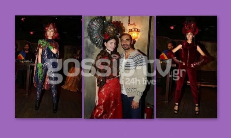Όλα όσα έγιναν σε ένα λαμπερό fashion event στο Faust!