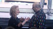 Μάρκος Σεφερλής: Κατέβηκε από τη σκηνή και έδωσε ένα καυτό φιλί στη γυναίκα του!