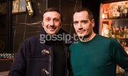 Ρένος Χαραλαμπίδης: Βραδινή έξοδος με νέο look για τον αγαπημένο ηθοποιό!