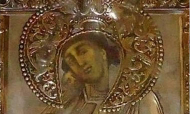 Η θαυματουργή εικόνα της Παναγίας Ροβέλιστας στην Άρτα