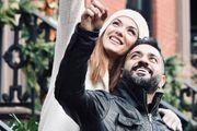 Βάσω Λασκαράκη: Ο σύντροφός της δημοσίευσε βίντεο από το σπίτι του!