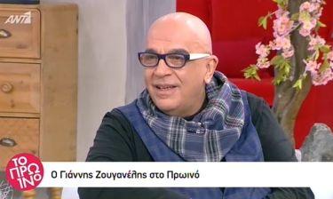 Γιάννης Ζουγανέλης: «Υπερασπίστηκα το ελληνικό μεταναστευτικό βίωμα»