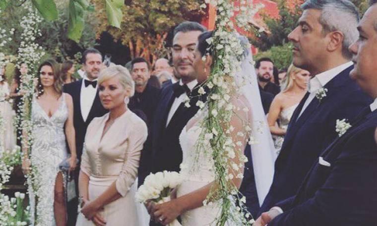 Αντώνης Ρέμος – Υβόννη Μπόσνιακ: Η φωτογραφία από το γάμο τους που δεν έχουμε ξαναδεί!