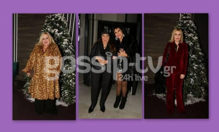 Οι επώνυμες κυρίες που διασκέδασαν σε Μαζωνάκη - Κουρκούλη - Δημητρίου!