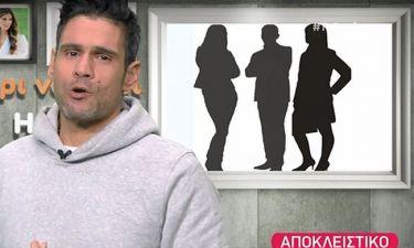 Απίστευτη αποκάλυψη Ουγγαρέζου! Γνωστός παρουσιαστής ξυλοκοπήθηκε από τη σύζυγό του λόγω μοιχείας!