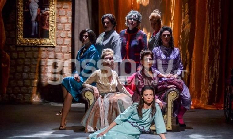 Επίσημη πρεμιέρα για την παράσταση «8 γυναίκες κατηγορούνται»