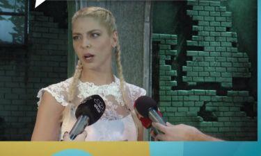 Μυριέλλα Κουρεντή: «Παρεξηγήθηκαν οι δηλώσεις μου για την αλλαγή μαλλιών της Μαρίας Κορινθίου»