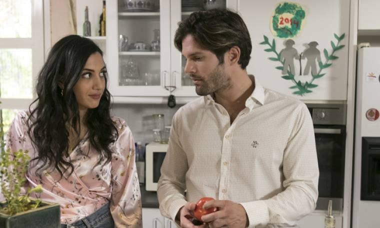 Όσο έχω εσένα: Ο Άλκης με τη Σύλβια περνούν ένα ρομαντικό βράδυ