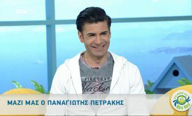 Παναγιώτης Πετράκης: «Επειδή ο ρόλος έχει ταυτιστεί με ένα ξανθό πλάσμα, ήθελα την Μαρία Κορινθίου»