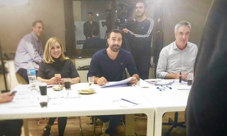 ΣΥΜΒΑΙΝΕΙ ΤΩΡΑ: Ο Σάκης Τανιμανίδης επιλέγει τους παίκτες του Survivor 3